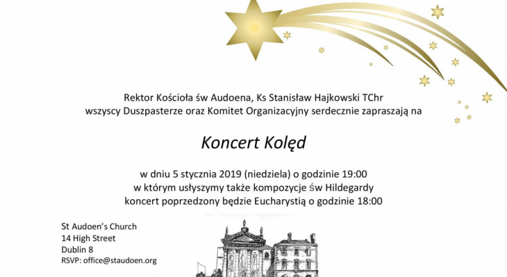 Koncert Kolęd