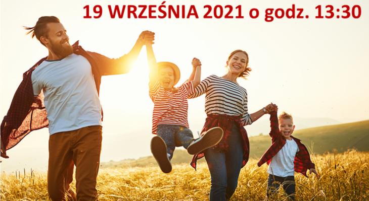 Zapraszamy na spotkanie u św. Audoena:     Integracja i patriotyzm dnia codziennego rodziny polskiej na emigracji