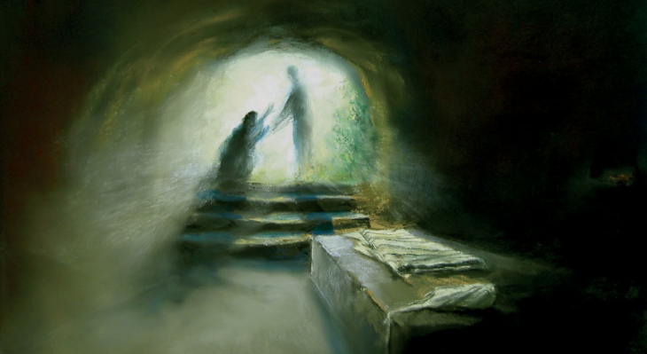 21 kwietnia-Niedziela Zmartwychwstania Pańskiego