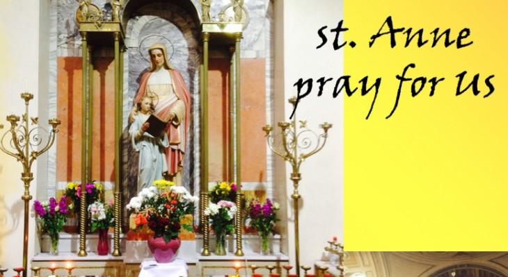 St. Anne Triduum