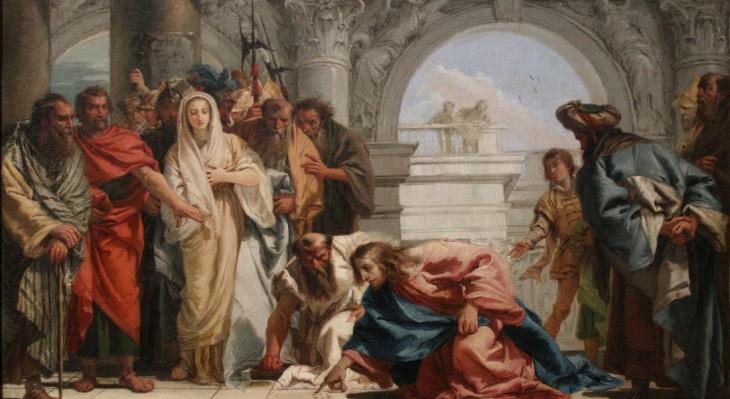 07 kwietnia - V Niedziela Wielkiego Postu